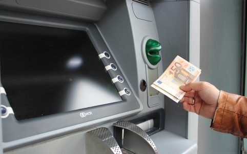 Geldautomatenverteilung in Deutschland